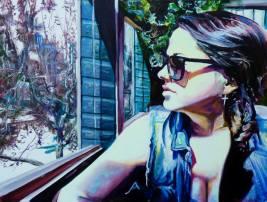 """""""Tempted"""" 18x24 Oil on Canvas S0LD"""