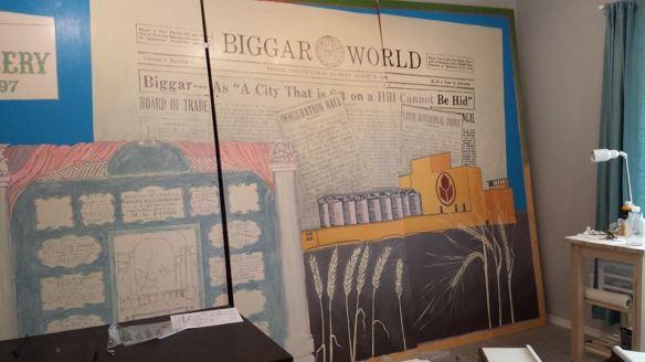 Biggar Museum & Gallery Mural Project
