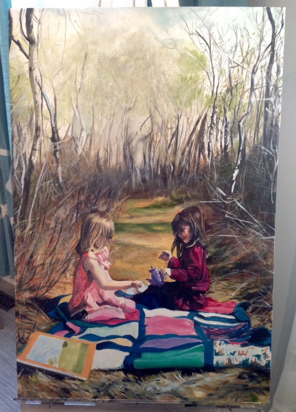 18x30 oil on canvas 2016