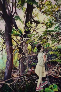 """""""Whisper To The Trees"""" 24x36 Oil on Exhibition Canvas SOLD"""