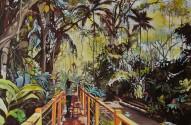 """Konoko Falls"" 24x36 oil on canvas $1700"